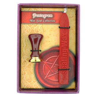 vosková pečať Pentagram - NENOW, Nemesis now