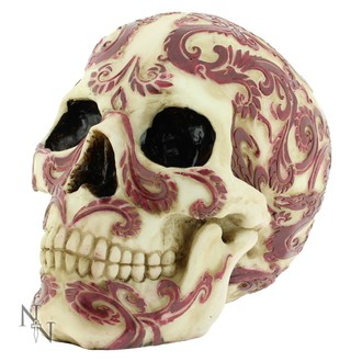 dekorácia (lebka) Oriental Skull - NENOW, Nemesis now