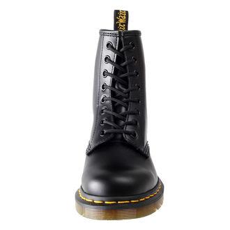 topánky Dr. Martens - 8 dierkové - Smooth Black, Dr. Martens