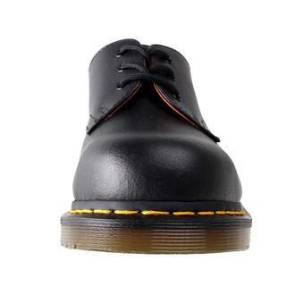 topánky Dr. Martens - 3 dierkové - 5400 Black Fine, Dr. Martens