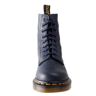 topánky Dr. Martens - 8 dierkové - Pascal Dress Blues Virginie, Dr. Martens