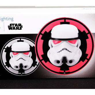 nástenná lampa Star Wars - Stormtrooper - WHT