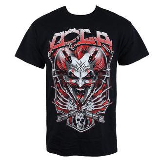 tričko pánske DOGA - Heavy - Black, Doga