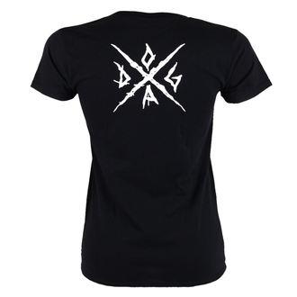 tričko dámske DOGA - Black, Doga
