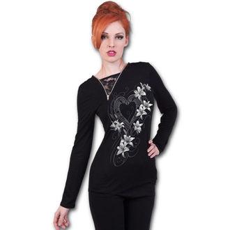 tričko dámske s dlhým rukávom SPIRAL - Pure Of Heart, SPIRAL
