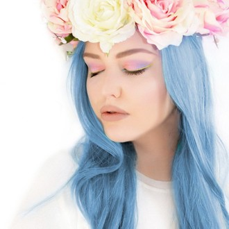farba na vlasy MANIC PANIC - Classic - Blue Angel, MANIC PANIC