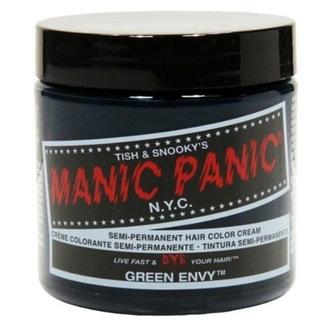 farba na vlasy MANIC PANIC - Classic - Green Envy, MANIC PANIC