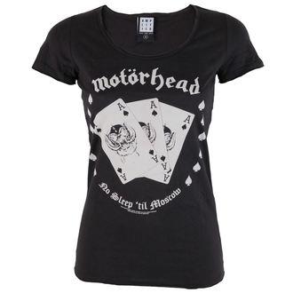 tričko dámske Motörhead - Ace - AMPLIFIED - AV601ACA