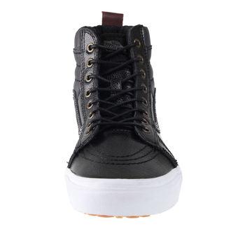 topánky pánske VANS - SK8-HI 46 MTE - Oblázek Leather, VANS