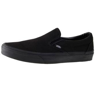 topánky pánske VANS - CLASSIC SLIP-ON - Black / Black, VANS