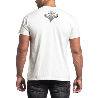 tričko pánske AFFLICTION - Santee Warrior - VW