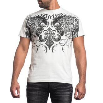 tričko pánske AFFLICTION - Santee Warrior - VW, AFFLICTION
