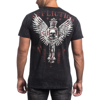 tričko pánske AFFLICTION - Repost - BK, AFFLICTION