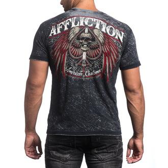 tričko pánske AFFLICTION - Death March - A ja, AFFLICTION