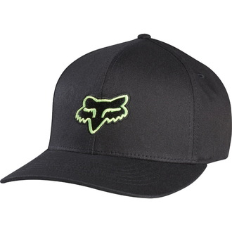 šiltovka FOX - Legacy - Black / Green, FOX