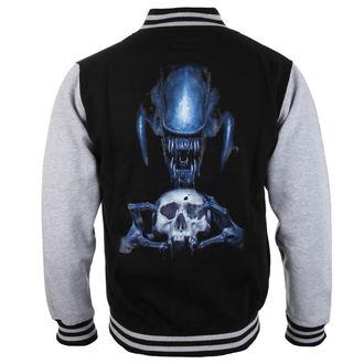 mikina pánska Alien - Skull, Alien - Vetřelec