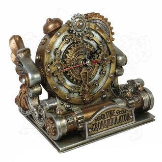 hodiny (dekorácia) ALCHEMY GOTHIC - Time Chronambulator, ALCHEMY GOTHIC