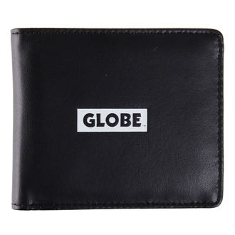 peňaženka GLOBE - Corroded II - Black, GLOBE