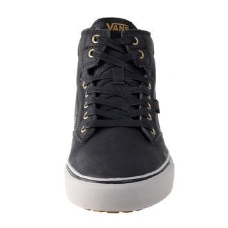 topánky pánske VANS - Winston HI MTE - Blak, VANS