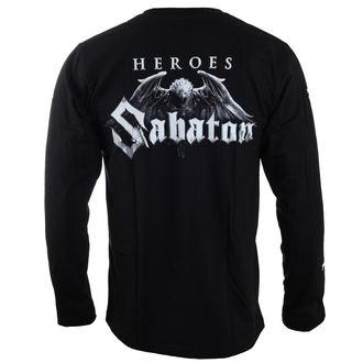 tričko pánske s dlhým rukávom Sabaton - Heroes Czech republic - CARTON, CARTON, Sabaton