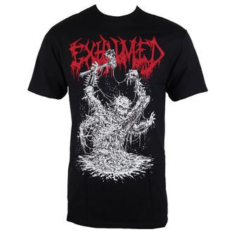 tričko pánske EXHUMED - Gore Metal Necrospective - RELAPSE, RELAPSE, Exhumed