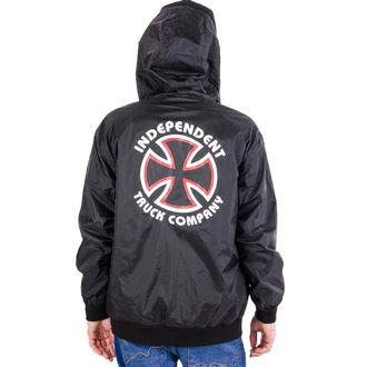 bunda pánska jarno/jesenná INDEPENDENT - Bauhaus Cross - Black, INDEPENDENT