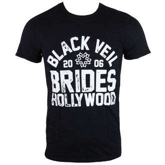 tričko pánske Black Veil Brides - Hollywood - Black - LIVE NATION, LIVE NATION, Black Veil Brides