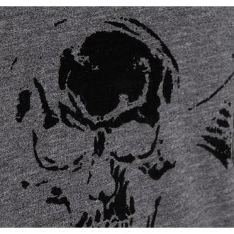 tričko pánske Avenged Sevenfold - Classic Deathbat Acid Wash - ROCK OFF
