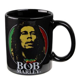 hrnček Bob Marley - Logo - ROCK OFF, ROCK OFF, Bob Marley