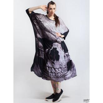 šaty dámske KILLSTAR - Skull Boho - POŠKODENÉ, KILLSTAR