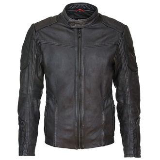 bunda pánska Suicide Squad Leather Jacket Deadshot Black - MRT-SQ-16-MSJ-02-BLK