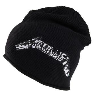 čiapka Metallica - Master Logo - Black - ATMOSPHERE, Metallica