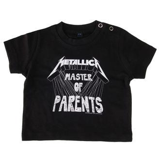 tričko detské Metallica - Master of Parents - Black - ATMOSPHERE, Metallica
