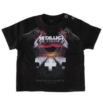 tričko detské Metallica - Master of Puppets - Black - ATMOSPHERE, Metallica