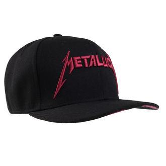 šiltovka Metallica - MOP - Black - ATMOSPHERE - PRO038