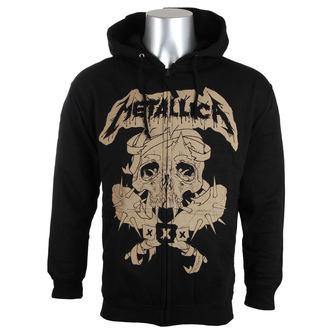 mikina pánska Metallica - Fillmore - Black, NNM, Metallica