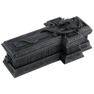 dekorácia (krabička) Celtic Dragon
