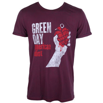 tričko pánske Green Day - American Idiot - ROCK OFF, ROCK OFF, Green Day
