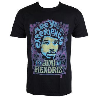 tričko pánske Jimi Hendrix - Experienced - ROCK OFF, ROCK OFF, Jimi Hendrix