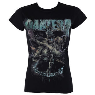 tričko dámske Pantera - Vintage Rider - ROCK OFF, ROCK OFF, Pantera