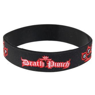 náramok Five Finger Death Punch - Logo - ROCK OFF, ROCK OFF, Five Finger Death Punch