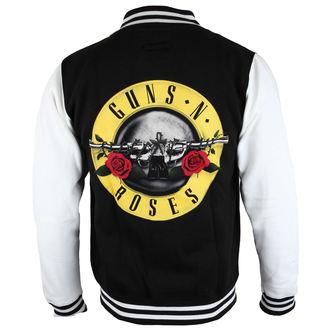 mikina pánska Guns'n Roses - Circle Logo - ROCK OFF, ROCK OFF, Guns N' Roses