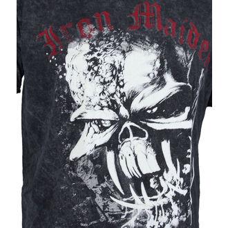 tričko pánske Iron Maiden - FF Eddie Puff Illuminous - ROCK OFF, ROCK OFF, Iron Maiden