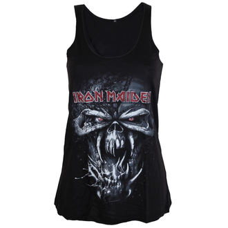 tielko dámske Iron Maiden - FF Eddie Distressed - ROCK OFF, ROCK OFF, Iron Maiden