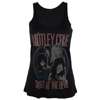 tielko dámske Mötley Crüe - Shout at the Devil - ROCK OFF