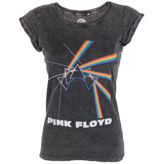 tričko dámske Pink Floyd - Multi Logo Acid - ROCK OFF, ROCK OFF, Pink Floyd