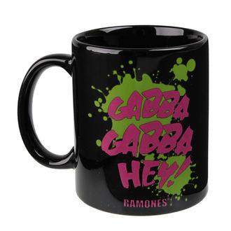 hrnček Ramones - Gabba Gabba Hey - ROCK OFF, ROCK OFF, Ramones