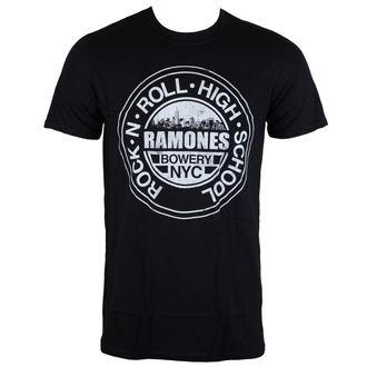 tričko pánske Ramones - RNR Bowery - ROCK OFF, ROCK OFF, Ramones