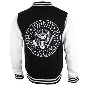 mikina pánska Ramones - Presidential Seal Varsity - ROCK OFF, ROCK OFF, Ramones