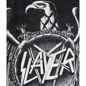 tričko pánske Slayer - Hi Contrast Eagle Puff Print - ROCK OFF, ROCK OFF, Slayer